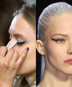 The New Cat Eye, two-toned wings and graphic line