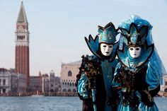 """#Venedig: Das italienische Karnevalsfest par excellence! Der """"Carnevale di Venezia"""" gehört zu den bekanntesten Karnevalsfeiern in #Italien.   © foto-rolf/iStock/Thinkstock"""