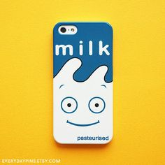 Blur Coffee&TV Milky iPhone/iPod/Galaxy Case by EverydayPins Lg Cases, Cool Phone Cases, Blur Band, Print Pictures, Plastic Case, Ipod, 3d Printing, Music Videos, Coffee