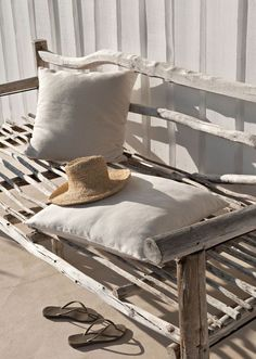 Cabana in Portugal - SA Decor & Design Cottages By The Sea, Beach Cottages, Beach Houses, Coastal Style, Coastal Living, Driftwood Beach, Interior Desing, Slow Living, Deco Design