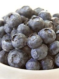Studies show that eating blueberries slows impairments in motor coordination and memory that accompany aging.