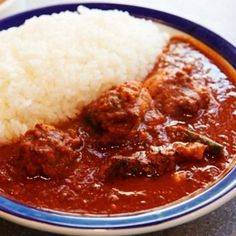 Tasty Dishes, Food Dishes, Food Menu, Japanese Food, Love Food, Mashed Potatoes, Chili, Curry, Easy Meals