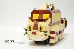 Nekobus de Lego