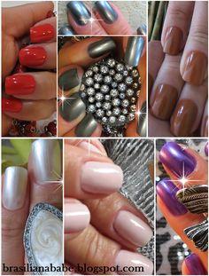"""Esmalte da Semana: Coleção """"Ellen Tracy Nail Polish Vernie A Ongles"""""""