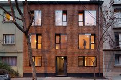 PROJECT E_RC Architect: MAPA.a / Cristián Larraín  Matías Madsen Location: RAFAEL CAÑAS 127, PROVIDENCIA, SANTIAGO, CHILE  Structural Design: Alex Popp Contr...
