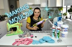 MAKING SILICONE MOULDS