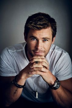 I definitely see Chris Hemsworth capturing Leo\'s personality. Sweet and deadly all at the same time. \
