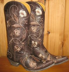 Old Gringo Cowgirl Boots.