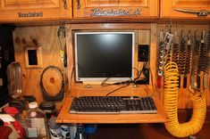 The Garage Computer - The Garage Journal Board