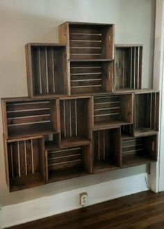 Super Diy Storage Shelves Pallets Crate Bookshelf IdeasYou can find Crate shelves and more on our website.