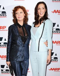 Susan Sarandon and Eva Amurri Photo - Celebrities and Their Look-Alike Kids - Us Weekly