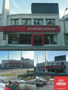 A Kia Sun Motors já abriu as portas de sua concessionária em Montevideo no Uruguay, localizada na Rua Cerro Largo esquina Juncal no Centro próximo ao mercado do Porto.