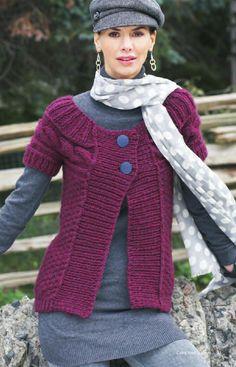 ISSUU - Bernat knitting by Teri Tarrant