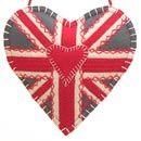 Union Jack lavender pillow