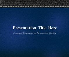 induction powerpoint template - blue background gives an intense, Presentation templates