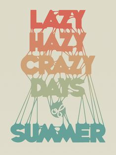 Create a Sticky Summer Typography Printable Poster in Illustrator - Tuts+ Design & Illustration Article