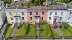 6 bedroom terraced house for sale in 12 Windsor Terrace, Dun Laoghaire, County Dublin - Rightmove. Dublin Bay, Dublin Ireland, Single Bedroom, Double Bedroom, Dublin Airport, Garden Levels, Terraced House, Sash Windows, Entrance Hall
