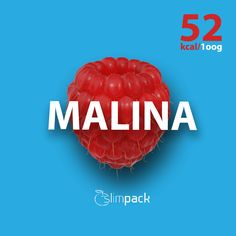 Malina #superfoods #slimpack Superfoods, Catering, Slim, Movie Posters, Diet, Film Poster, Gastronomia, Super Foods, Film Posters