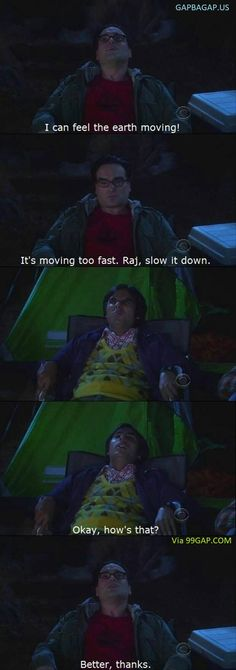 Funny Pictures - 42 Pics- I'm a little late to the Big Bang fandom, but I saw this episode the other night and almost couldn't breath I was laughing so hard! The Big Theory, Big Bang Theory Funny, Tv Quotes, Funny Quotes, The Big Bang Therory, Leonard Hofstadter, Haha, Shows, Fandoms