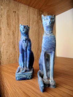Egyptian Stone Cats