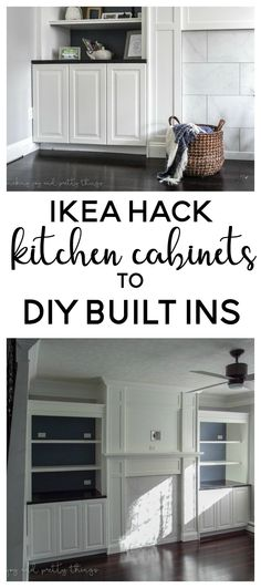 ikea hack | diy buil
