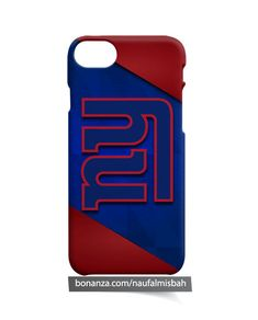 New York Giants Design #1 iPhone 5 5s 5c 6 6s 7 8 + Plus X Case Cover