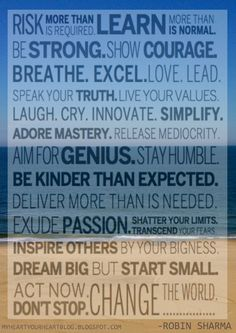 The awesome Robin Sharma. A true leader who inspires the best in everyone.