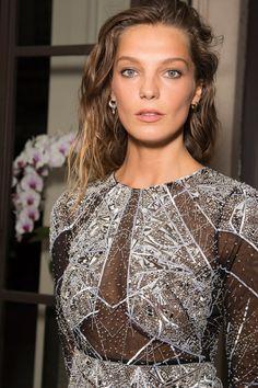 Daria Werbowy Interview: Beauty, Hair, Lancôme (Vogue.co.uk)
