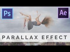 Tutorial Parallax Effect. How to animate your photos [Subtitulado Español] - YouTube