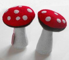 Toad Stool Pin Cushion £5.00