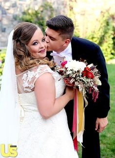 Teen Mom OG stars Catelynn Lowell and Tyler Baltierra tied the knot on Saturday, Aug. 22, at the stunning Castle Farms venue in Charlevoix, Mich. -- see the exclusive pictures!