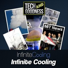 """This is our episode of """"Tech and Goodness"""". It is about a fantastic company and process that has the potential to help mitigate the… This Is Us, Around The Worlds, Tech, Good Things, Group, Videos, Instagram, Technology, Tecnologia"""