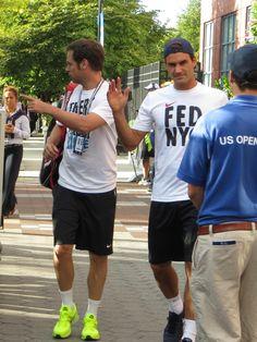 Roger Federer 艾希頓庫奇嘛