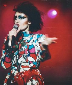 Siouxsie Sioux (Siouxsie and the Banshees)