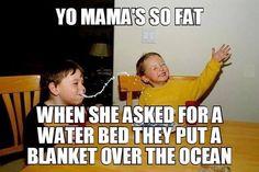 Yo mumma