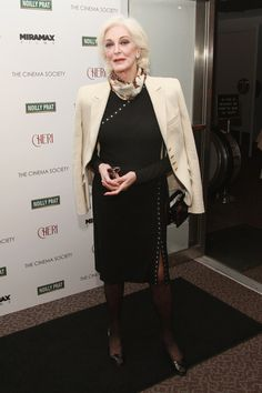 Carmen Dell'Orefice Photos - The Boomer List NYC Premiere - Zimbio