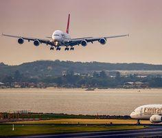 Qantas A380, Airbus A380, Commercial Aircraft, Military Aircraft, Airplanes, Aviation, Vehicles, Travel, Planes
