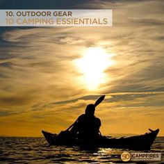 10 Camping Essentials For Every Camping Trip - 50 Campfires
