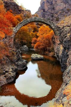 C'era una volta un ponte. Beautiful Places In The World, Places Around The World, Wonderful Places, Around The Worlds, Turkey Culture, Turkey Travel, Amazing Nature, Belle Photo, Places To See