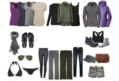 Safari Packing List and Tips: Avoid the head to toe khaki safari look with these realistic packing tips for Africa.