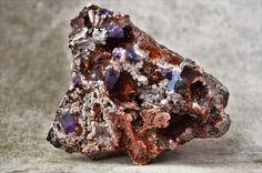 Gorgeous Fluorite Crystal Specimen Ojuela Mine Mun de Mapimi Durango Mexico