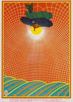 Charlatans, September 22-24, 1967, Avalon Ballroom, San Francisco. Artist…