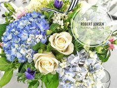 hydrangea, hellebores and anemones. Anemones, Wedding Centerpieces, Hydrangea, Floral Design, Floral Wreath, Wreaths, Table Decorations, Home Decor, Floral Crown
