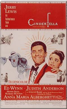 "Jerry Lewis - cute(Count Basie Orchestra) in the movie ""Cinderfella"" 1959 / http://www.youtube.com/watch?v=kfRWbynDGu8"