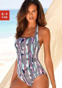 79754d776f s.Oliver RED LABEL Beachwear Badeanzug mit Shaping-Einsatz ab 64,99€