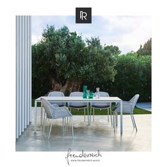 World Of Interiors, Outdoor Furniture Sets, Outdoor Decor, Salzburg, Designer, Table, Home Decor, Decoration Home, Room Decor