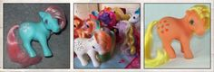 My Little Pony.  They may be back but the originals were #Whenitwascool