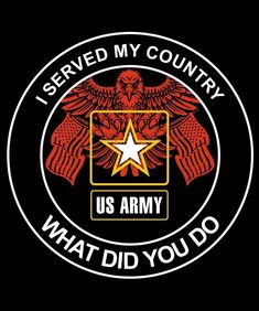 ARMY I served My Country What did you do ? RV motorhome Window Graphic Decal decals Graphics Car Truck Sticker Jeep Trucker by SuperbDecalsLLC on Etsy