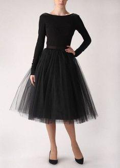 Look total black