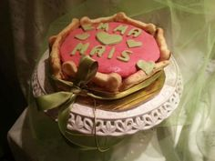 Emma's and Mais's Happybirhday Cake Torta di Compleanno per Emma e Mais